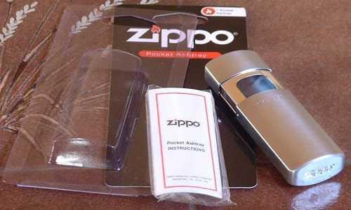 Zippo Ashtray 180 S