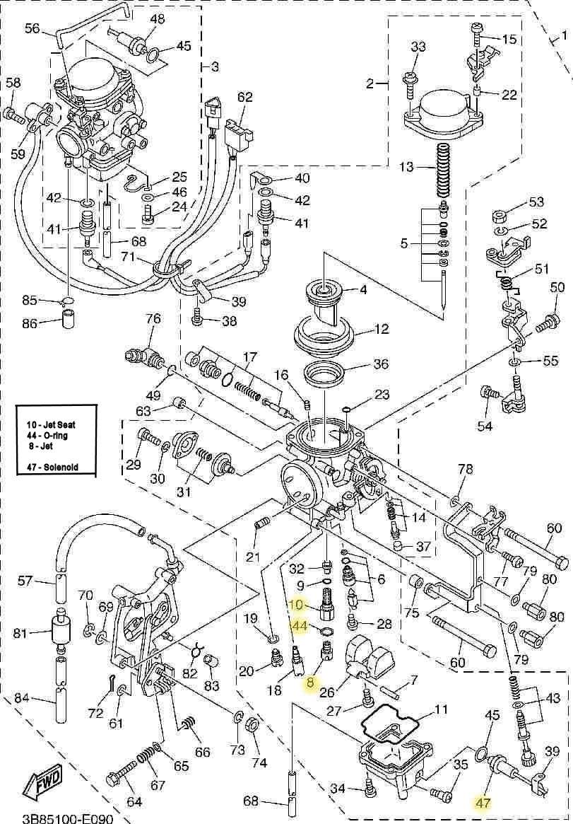 Keihin Carb Manual