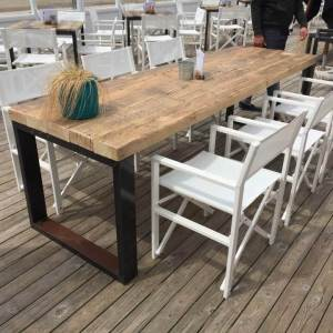 Balken tafel *****