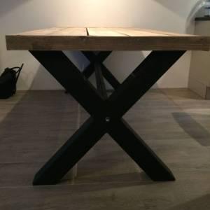 Steigerhout tafelblad