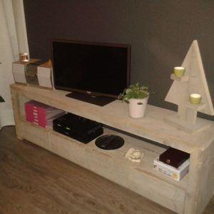 tv meubel van steigerhouttv meubel van steigerhout