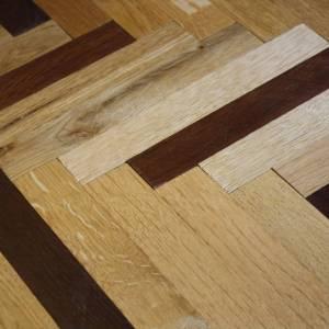 Visgraat Together oak