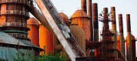 Sloss Furnaces National Historic Landmark - Birmingham ...