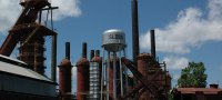 Sloss Furnaces National Historic Landmark - Birmingham ...