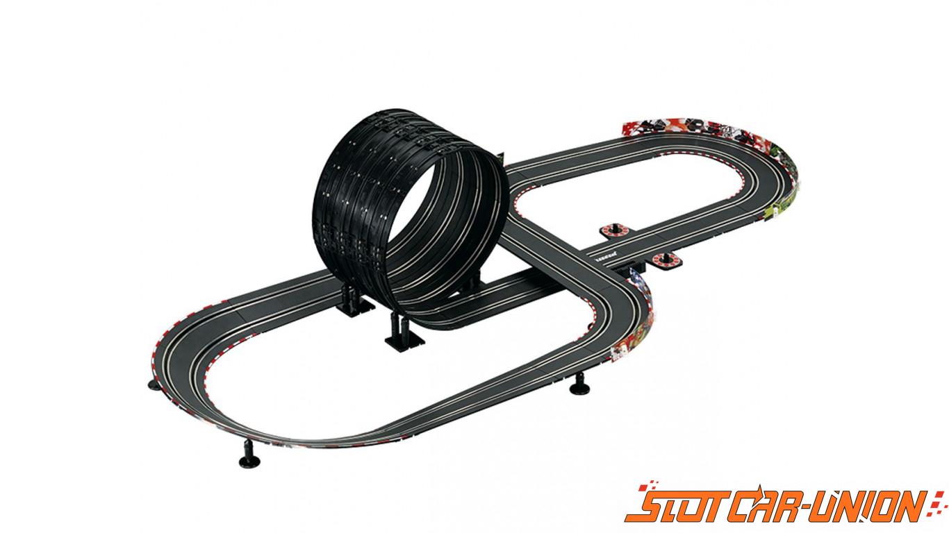 Carrera Go Ninja X Loop Set
