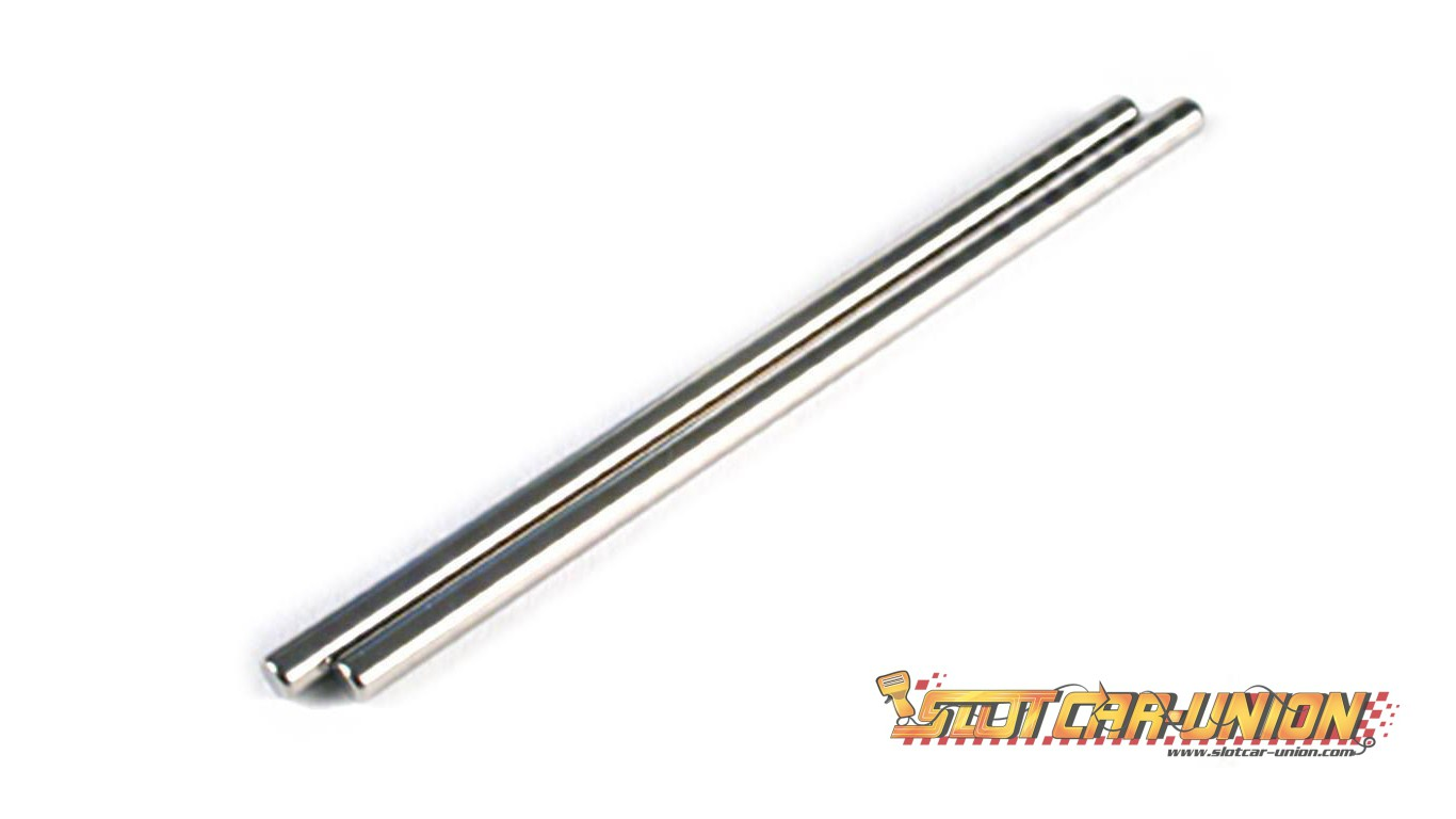 Scaleauto Sc 3mm X 60mm Rectified Steel Axle