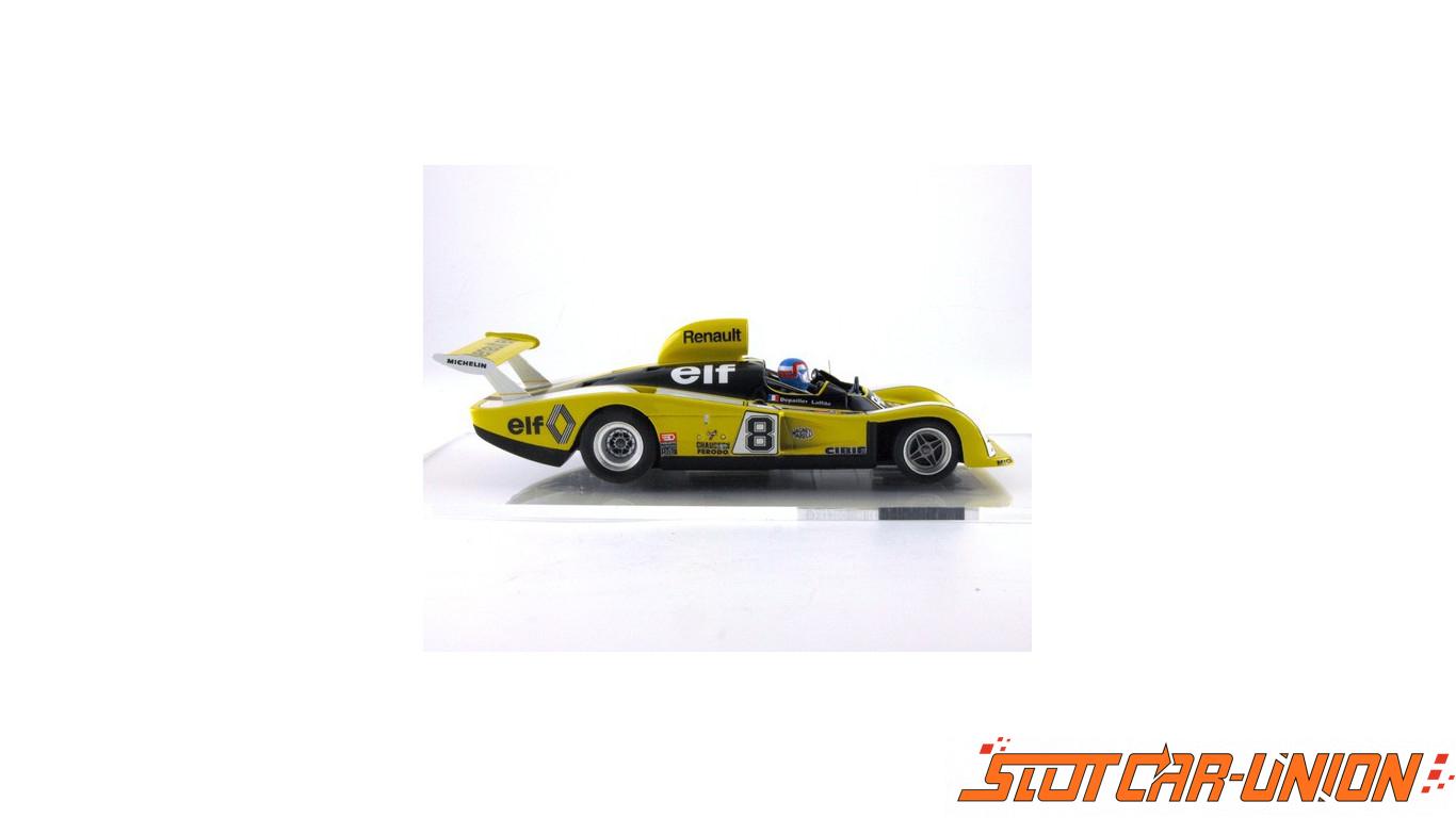 Le Mans Miniatures Renault Alpine A442 N 8