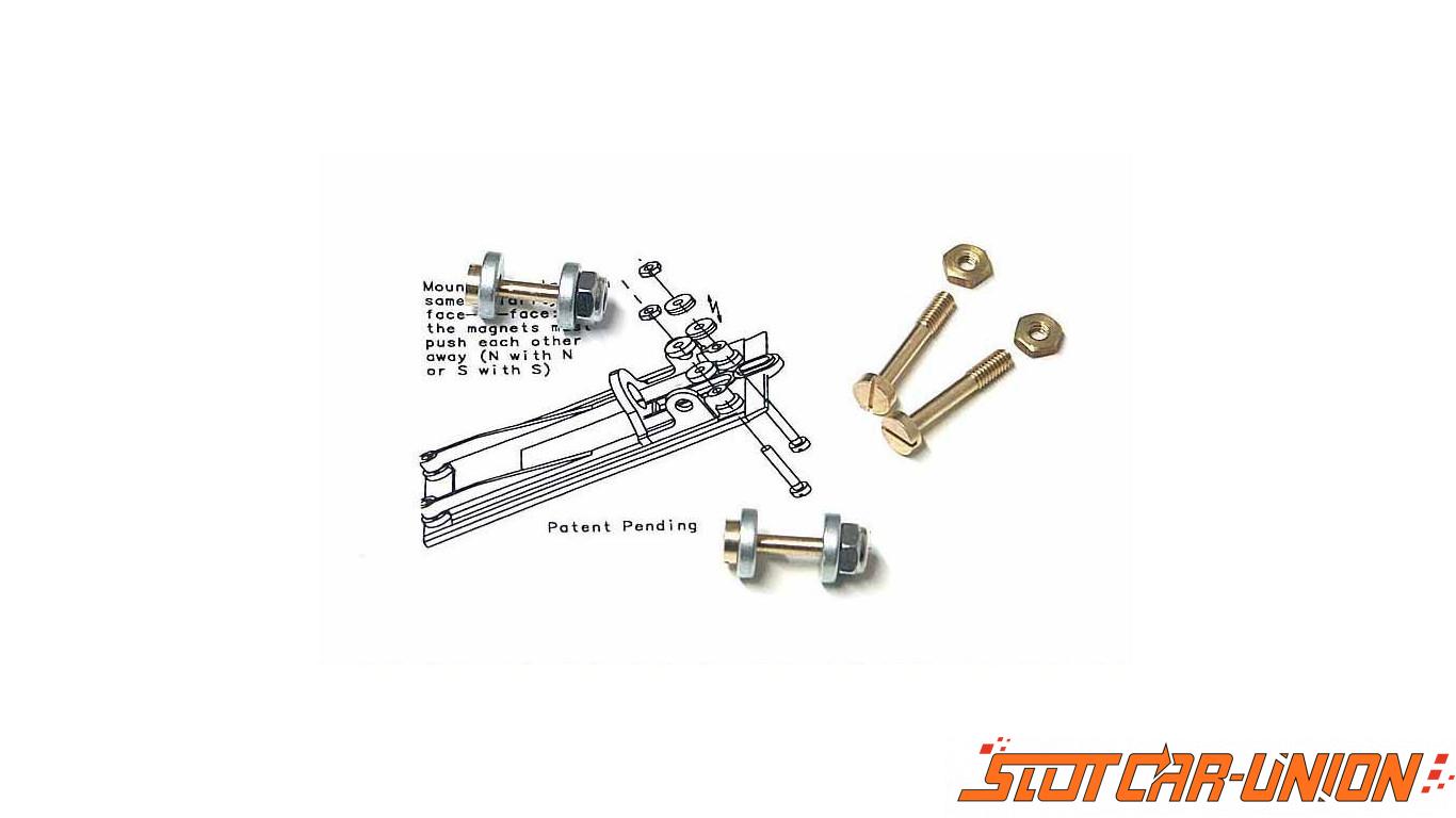 Slot Ch09 Magnetic Suspension Kit