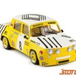 Brm R8 Gordini N 8 Yellow Renault Edition Slot Car Union