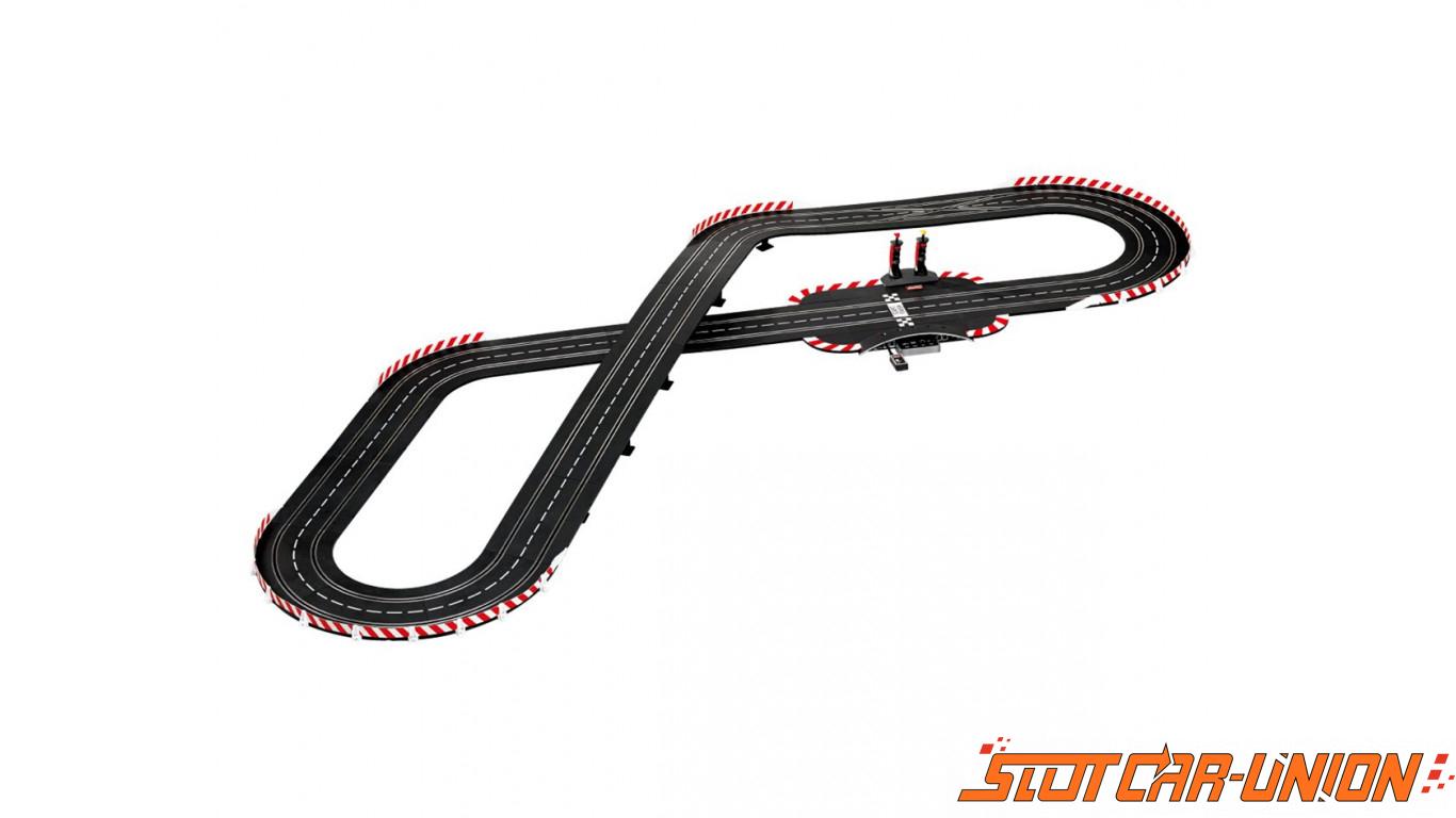 Carrera Digital 132 Masters Of Speed Set
