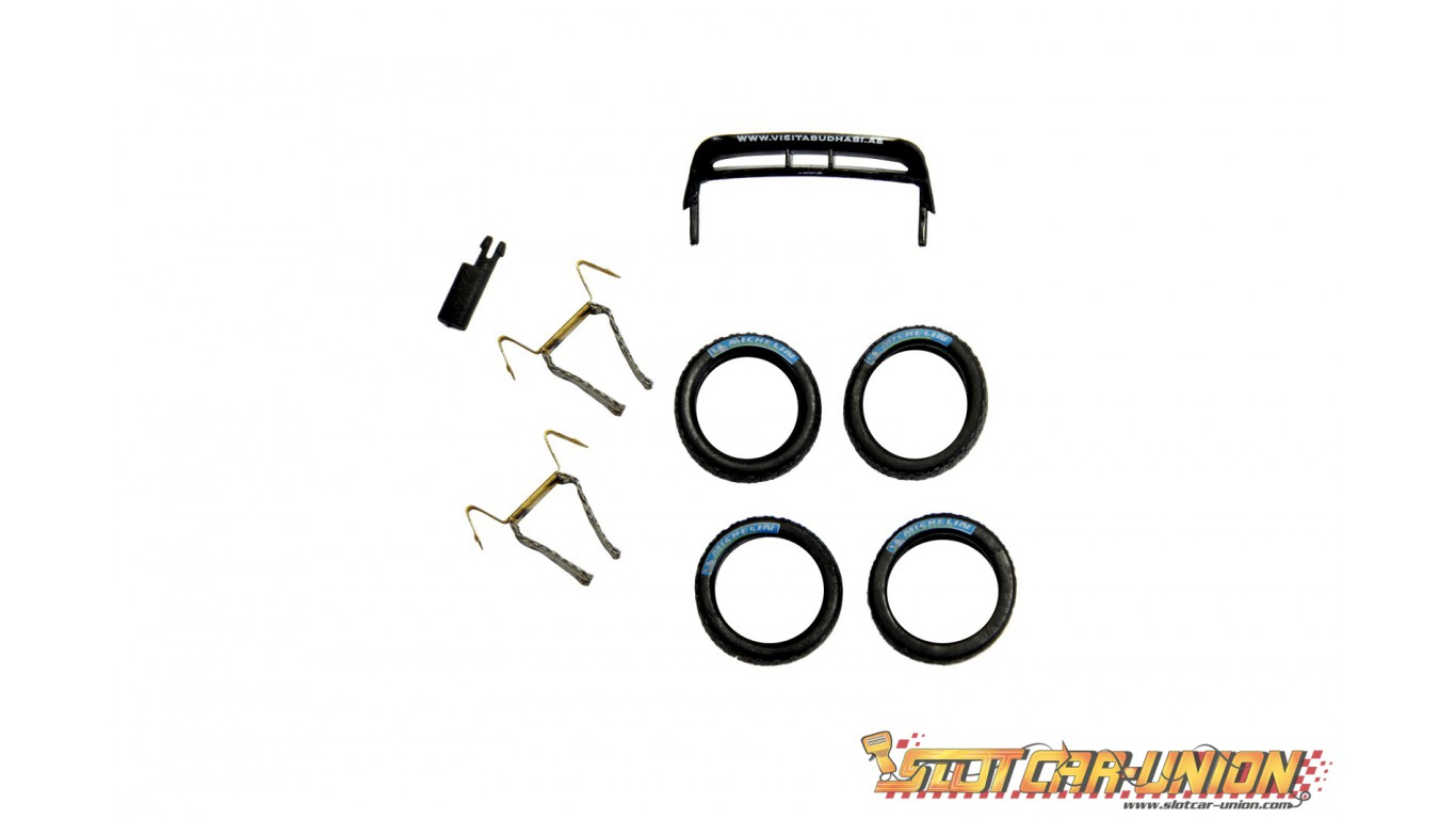 Carrera Go Spare Parts For Ford Fiesta Wrc