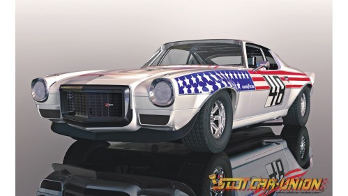 small resolution of scalextric slot car 1 32 chevy camaro digital plug ready new lights white toys hobbies
