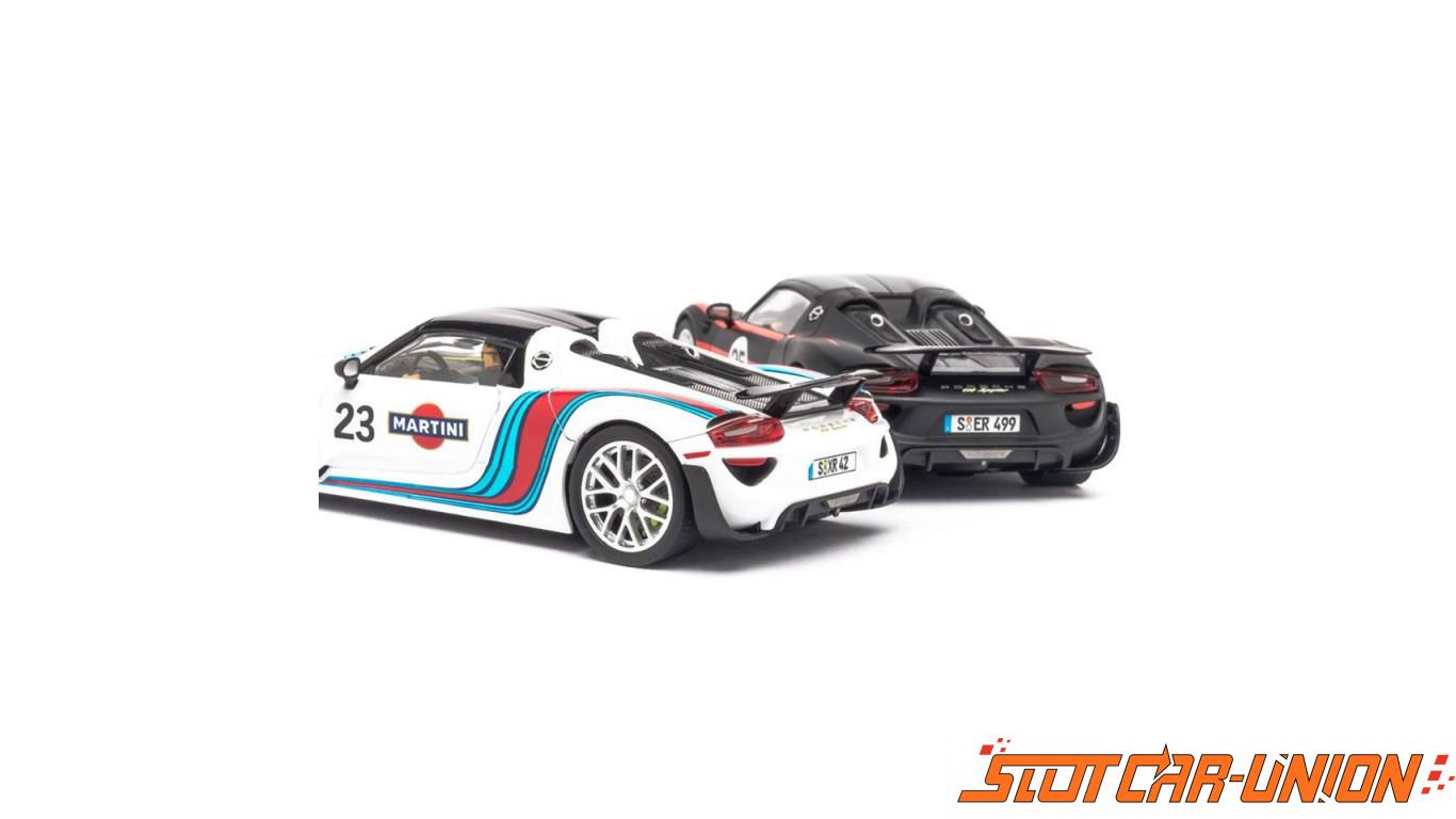 Carrera DIGITAL 132 30698 Porsche 918 Spyder, Martini