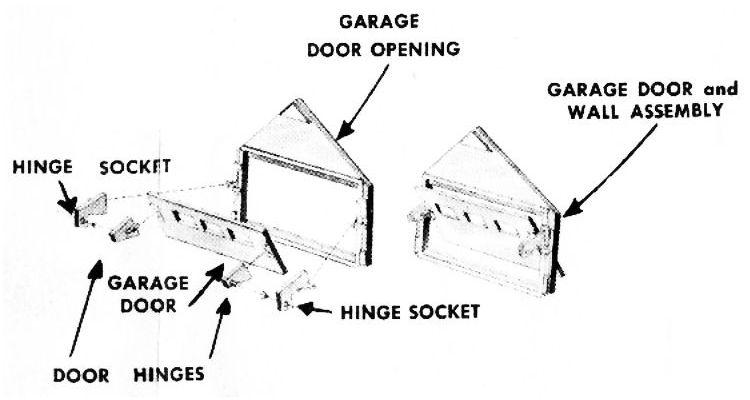 Aurora Model Motoring HO Ranch House Kit #653