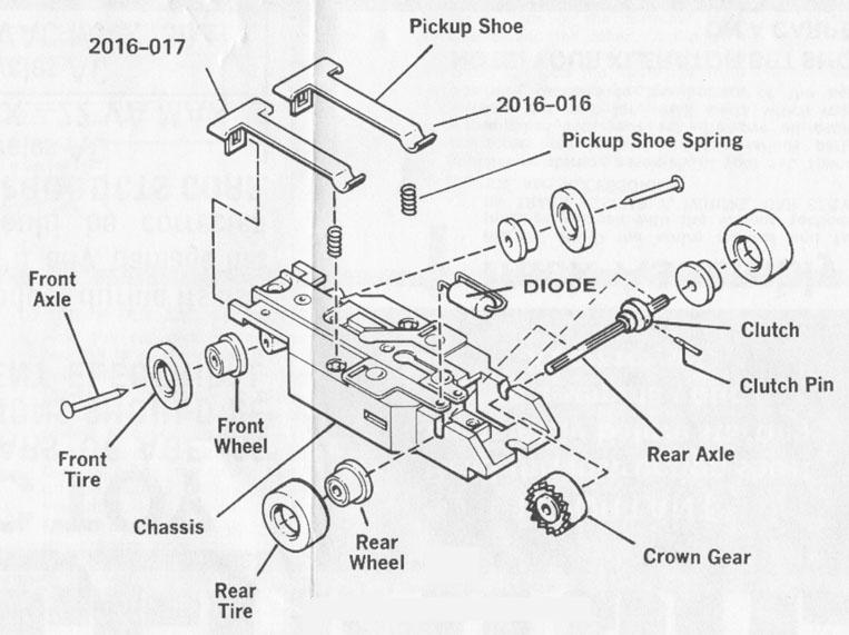 Wiring Diagram Servo Motor Chaparral Lnb