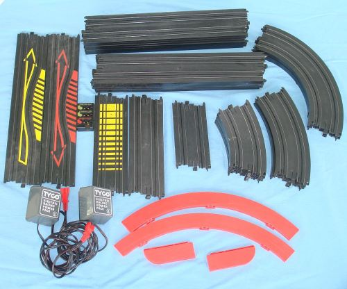small resolution of pictures of tyco slot car track parts