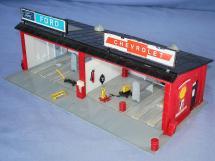 HO Scale Slot Car Track Layout