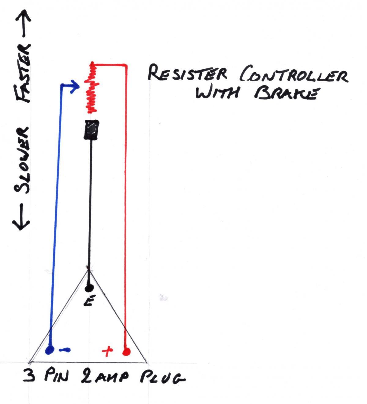Simple Track Wiring Diagram