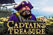 slot captain's treasure online