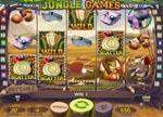 simboli wild della jungle games