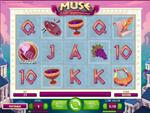 gioco della slot muse