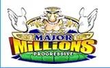 Major Millions Progressive Slot