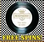 Madness slot free spins symbol