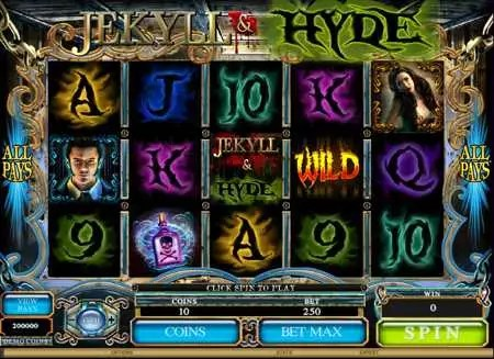 Jekyll and Hyde reels