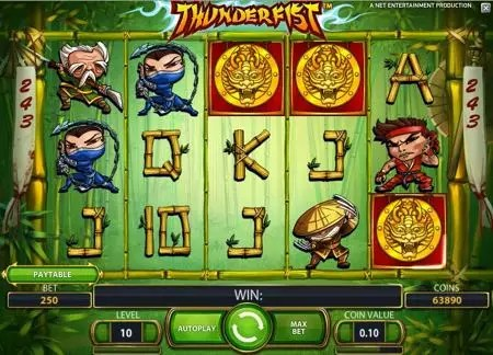 Thunderfist free spins entry.jpg