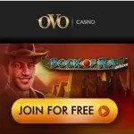 OVO Casino – at last a nice Novomatic casino…