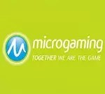 Microgaming slot RTP percentage payouts.