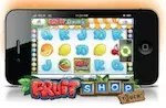 Fruit Shop from Netent now on Mobile