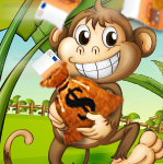 Win a Monkey – that's 500 quid to you!