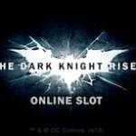 Batman The Dark Knight Rises slot