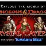 Dungeons and Dragons Crystal Forest slot