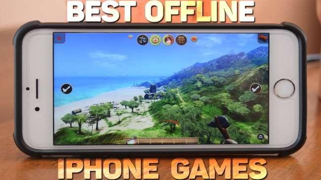 11 Best Offline iPhone Games