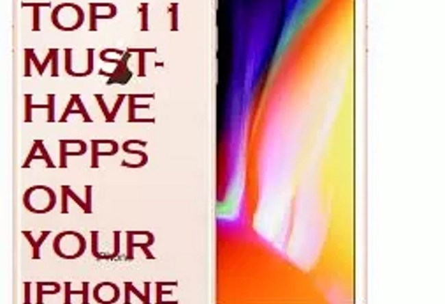 11 Popular iPhone Apps you must-have