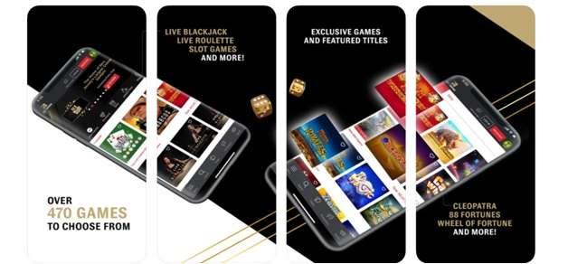 BetMGM Online casino App