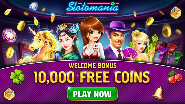 Slotomania - Free Video Slots Games