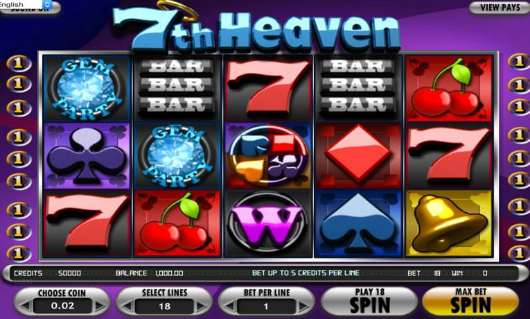 7th Heaven Game