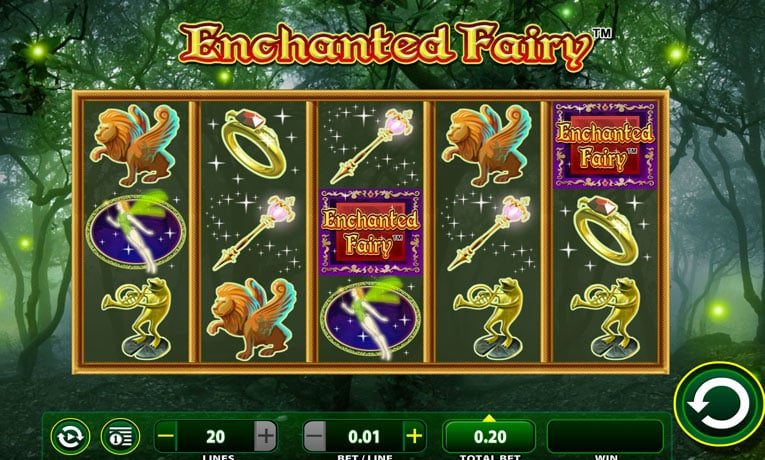 Spiele Enchanted Fairy - Video Slots Online