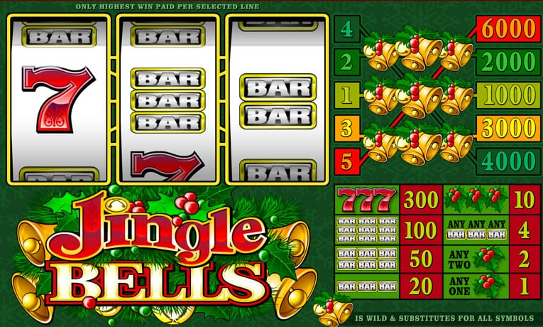 Spiele Jingle Bells - Video Slots Online