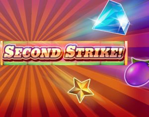 Second Strike! Slot