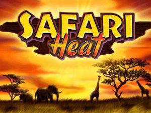 Safari Heat Slot Novoline