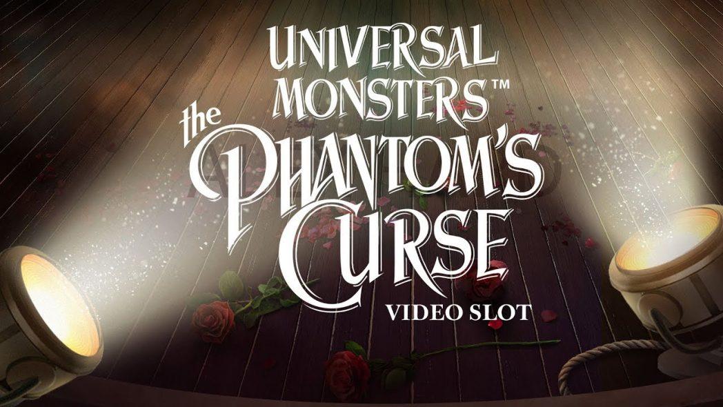 Universal Monsters The Phantom's Curse slot