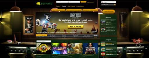 オンラインカジノという人気のギャンブル