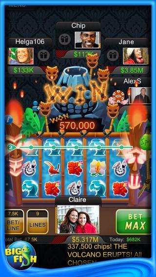 Big Fish Casino - Bet Max