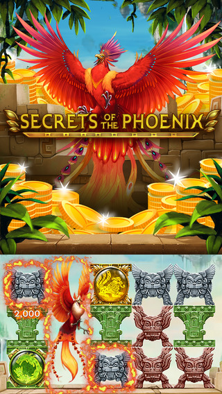 Secrets of the Phoenix Slots