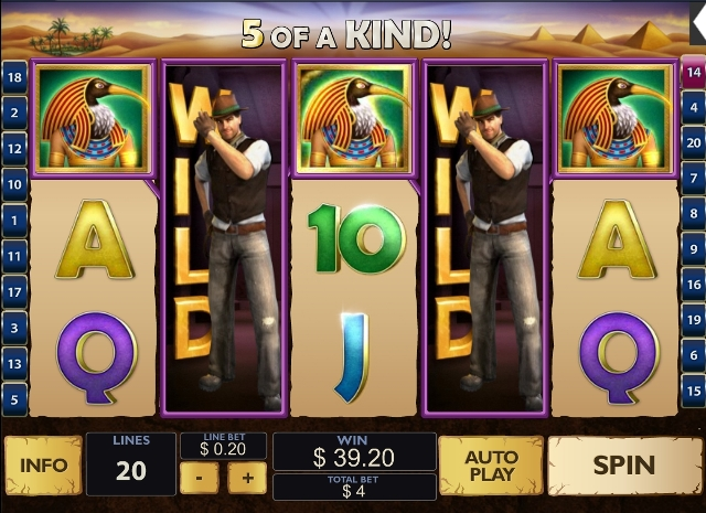 3888 Ways of The Dragon Slot Machine 4