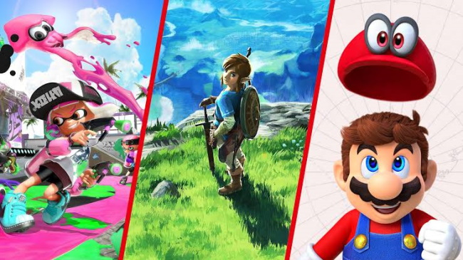 4 Popular Nintendo Switch Games to Play in 2020